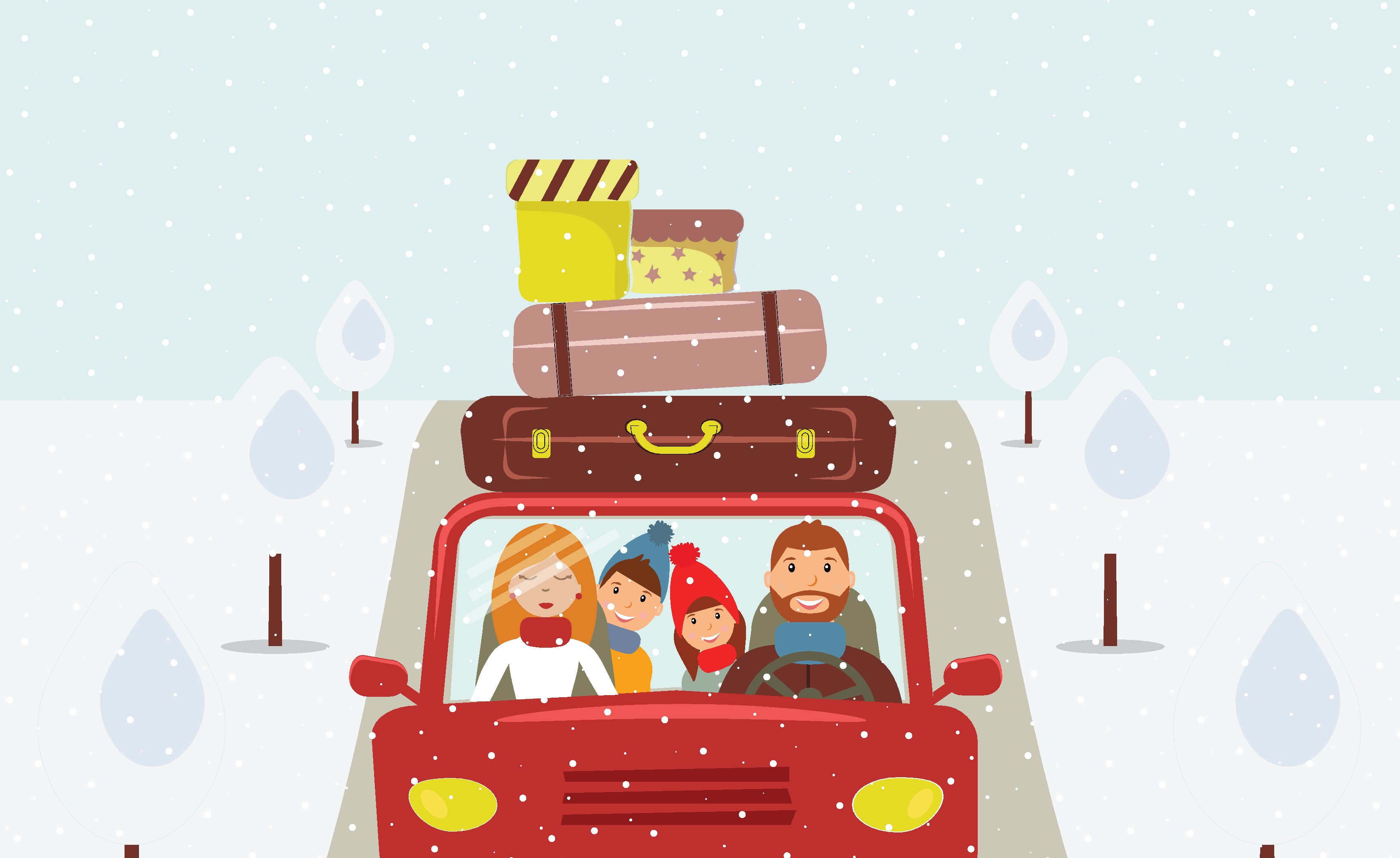 Holiday Driving Safety Tips - The Barnes Firm
