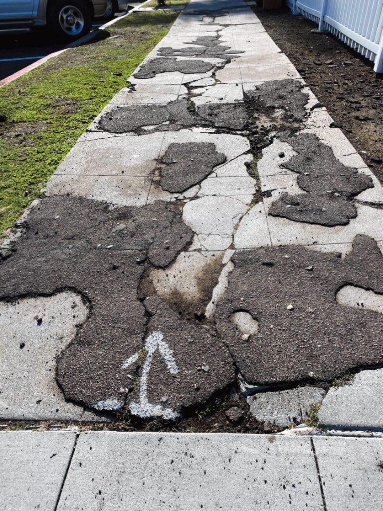 TheBarnesFirmCareers - Sidwalk Repairs in San Diego