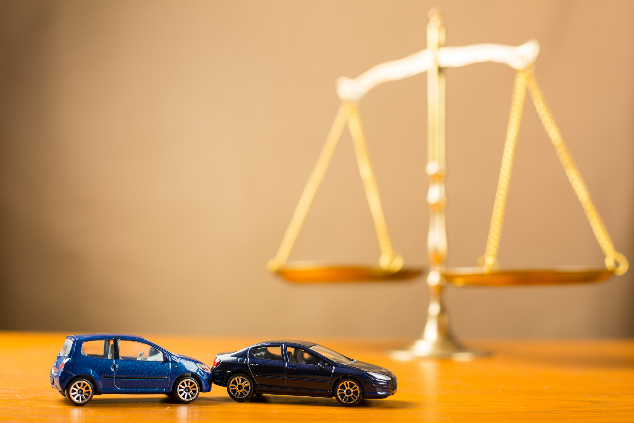 Determining Who's at Fault in a Car Accident - The Barnes Firm