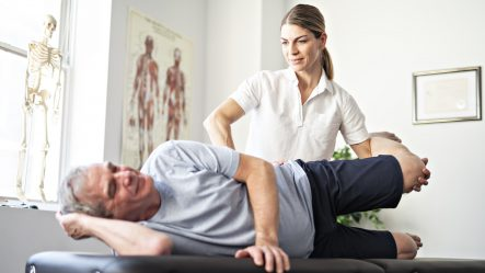 personal injury liens can help pay for physical therapy after an accident that was not your fault