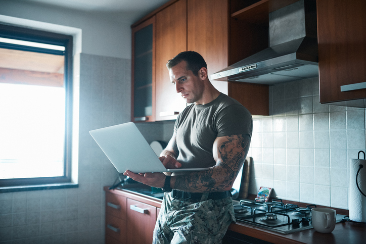 these resources can help with studying law after military service